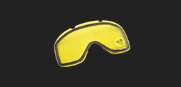 Wee Man Sparelens Yellow