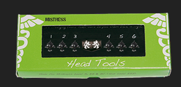 Head Tools Black Airplane