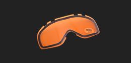 Brat/Escort Sparelens Orange