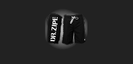 Board Shorts Black M