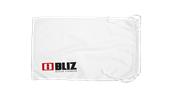 White Microfiber pouch