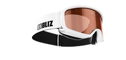 Snowflake Single Lens White