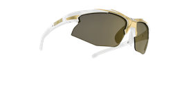 Velo XT Smallface White / Gold