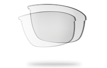 Tracker Spare Lens Clear