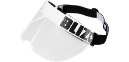 Visor Black/Clear