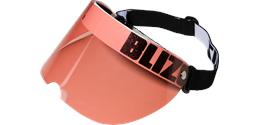 Visor Black/Pink