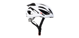 Defender Bike Helmet White Small Medium