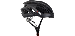Defender Bike Helmet Matt Black Small Medium