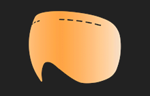 Headmaster Sparelens Orange