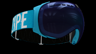 Headmaster L VII Blue / Blue multi
