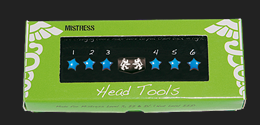 Head Tools Blue Stars