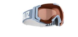 Carver SmallFace - Light blue w contrast lens
