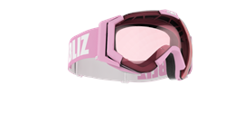 Carver SmallFace - Pink w contrast lens