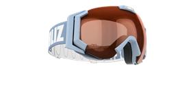 Carver Goggles - Light Blue w contrast lens