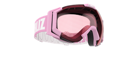 Carver Goggles - Pink w contrast lens