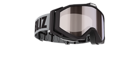 Edge Polarized Goggles - Black
