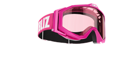 Edge Jr Single lens Pink