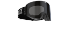 Flow Goggles - Black, with smoke lens