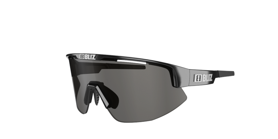 Matrix sports glasses - Black w smoke