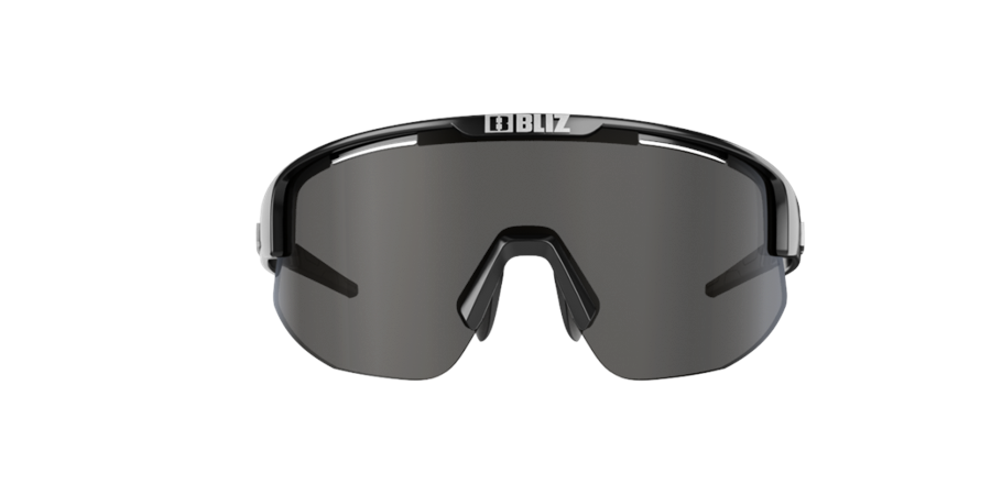 Matrix Sportglasögon - Svart m smokelins