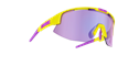 Matrix sports glasses - Yellow w purple multi