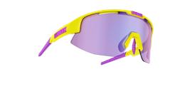 Matrix sports glasses - Yellow w purple multi