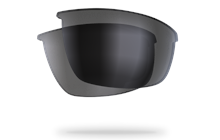 Tracker Spare Lens Smoke w Mirror