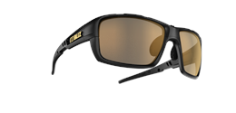 Tracker Ozon Matt Black w Polarized Lens