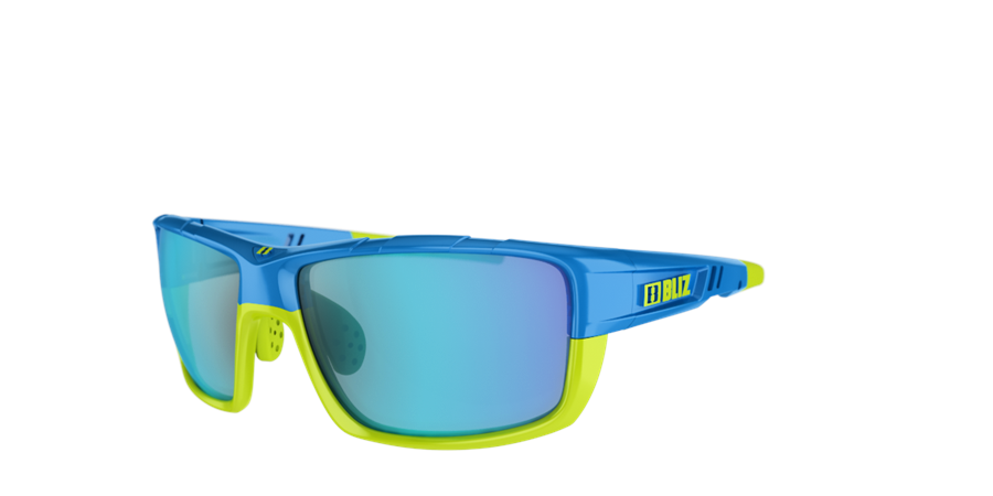 Tracker Ozon Blue / Lime