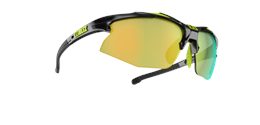 Velo XT Black / Lime Green