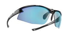 Motion Sports glasses - Black w blue multi