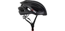 Defender Bike Helmet Matt Black Small Medium