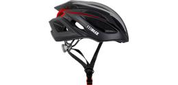 Defender Bike Helmet Black/Red Small Medium