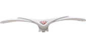 Tempo Top Bar White